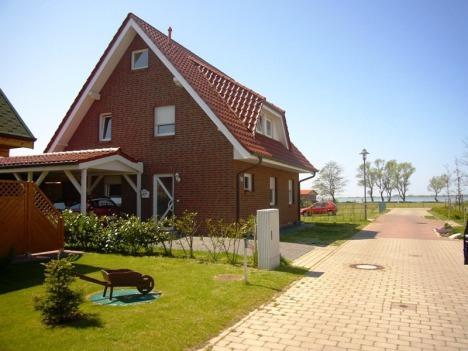 Ferienwohnung Rügen, eingezäunter Garten